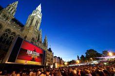 Das Filmfestival am Rathausplatz wird auch 2016 wieder zum Besuchermagneten werden