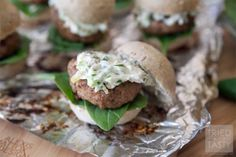 Jalapeno Popper Turkey Burger Sliders + VIDEO - Tried and Tasty Turkey Burger Sliders, Grilled Turkey, Cream Cheese Eggs, Cheese Rolling, Jalapeno Poppers, Salmon Burgers, Tasty, Favorite Recipes, Cooking