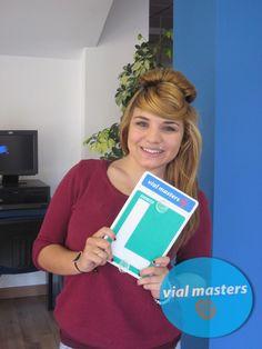 Natalia se sacó el carnet de conducir en Autoescuelas Vial Masters.  ¡Enhorabuena! ¡Disfrútalo!