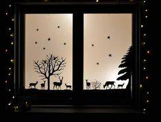 Adventsfenster Ideen.Die 15 Besten Bilder Von Adventsfenster Ideen
