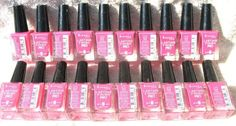 Rimmel London Lasting Finish Pro Nail Polish 330 Posh Pink Lo...