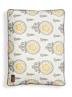 Cute Patterned Pillow Bed