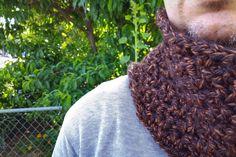 #Crochet Wide-V Cowl Free Pattern | Family Craft Studio