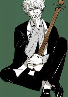 Gintama | Sakata Gintoki