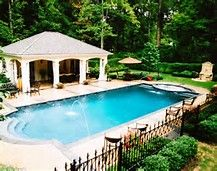 Pool House Cabana Designs - Bing Images