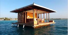 When I Saw What They Built Underneath This Floating House, I Couldn't Believe My Eyes