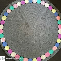 Completamente apaixonada  #customrug #crochetrug  #kidsrug #kidsroom