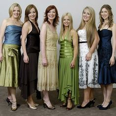 Celtic Woman Pictures -  Meav N, Lisa K, Orla F, Mairead N, Chloe A, Hayley W