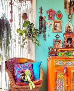Fair trade bohemian style boho store