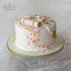 First Holy Communion for Natalie - Cake by Eva Kralova