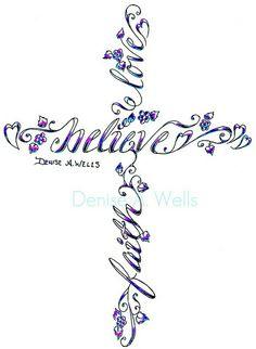 Love believes faith(my idea britney z)