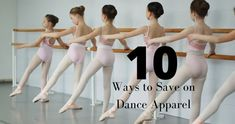 Do you have a daughter doing dance this year? I recently asked readers ways they save on dance apparel. Here are some of their suggestions. Let me know your savings tips if you have some to add! I'd highly recommend having your child fitted at a brick and mortar store so someone can evaluate your […] Saving Tips, Saving Money, Ways To Save Money, Dance Outfits, Ballet Shoes, Brick, Daughter, Store, Children