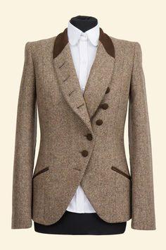 19 mejores imágenes de chaqueta dama  b5eafe8bf4e