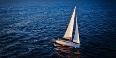 Luxury power and motor Yachts and Catamaran Sailing Charters in Florida Sailing Charters, Sailing Yachts, Sailboat Interior, Boat Insurance, Ocean Club, Modern Aesthetics, Motor Yacht, Luxury Yachts, Boat Building