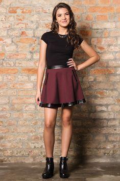site 👉👉👉 Pandora Jewelry OFF Teen Fashion, Womens Fashion, Fashion Trends, Trendy Outfits, Girl Outfits, Fashion Vestidos, Tween, Dress Skirt, Mini Skirts