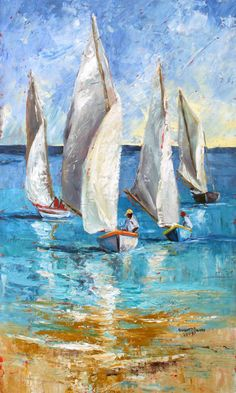 Work BoatRaces - Grenada Work Boat Sailing NEW PICS! - Susan Mains Art And Soul Gallery Grenada
