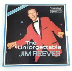 The Unforgettable Jim Reeves Vinyl Record Readers Digest 6 LP Album Box Set Jim Reeves, Readers Digest, Lp Album, Vinyl Records, Albums, Box, Cards, Snare Drum, Maps