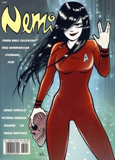 Nemi comic book nr 104