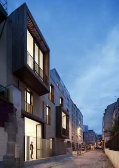Galeria - Tetris: habitação social e estúdios de artistas / Moussafir Architectes - 9