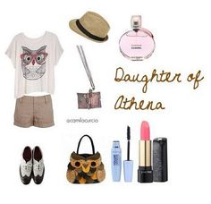 I've always wanted to be a Daughter of Athena...