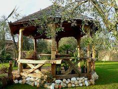 Danut Hotea si casele din lemn vechi 25 Mar Gazebo, Pergola, Romania, Outdoor Structures, Landscape, House Styles, Garden, Interior, Party