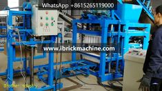 is an automatic concrete brick paver machine production line. classical machine, it could work durable and stably, This whole production line is compos. Concrete Bricks, Brick Pavers, Cement, Pallet Size, Concrete Mixers, Making Machine, Concrete