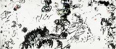 Der Maler Max Weiler 1910-2001 | Kunst - Zeichnungen und Arbeiten auf Papier - Autonomie der Mittel, 1960-1968