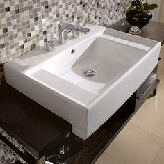 Villeroy & Boch Pure Basic bathroom www.kentyapi.com