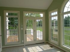 Beautiful Sunroom Windows To Relax In Some Space 41 Family Room Addition, Sunroom Addition, Home Renovation, Home Remodeling, Kitchen Remodeling, Sunroom Windows, Tall Windows, Casement Windows, Ceiling Windows