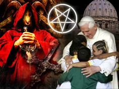 Satanic Ritual Abuse: It's Real, But It Can Be Healed
