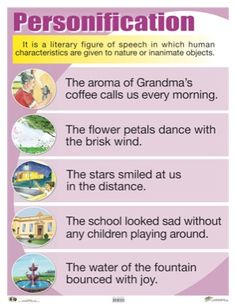 1000 images about personification on pinterest figurative language english language arts and. Black Bedroom Furniture Sets. Home Design Ideas