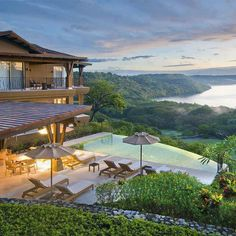 For a little privacy on your honeymoon, why not include a luxury villa as part of your adventure honeymoon package.  http://www.costaricarios.com/costa-rica-honeymoon-vacation.html