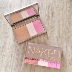 URBAN DECAY Naked Flushed in Native urban decay's micronized, jet-milled formula has a luxe, featherlight texture that feels amazing on your skin. and the finish? flawless. light-diffusing particles enhance and perfect to give your skin a fresh, glowy look (even when your late-night antics have you feeling anything but). the color is intensely pigmented yet blends beautifully - and the universal shades are versatile enough for any skin tone.   † native - limited edition  † 0.49 oz  † new in…