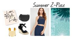 Summer 2-Piece by fashionistasrock on Polyvore featuring Marc Fisher and Matt & Nat