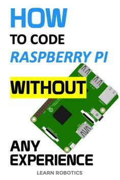 Circuit Projects Discover How to Start with Raspberry Pi (for Beginners) - Learn Robotics Start programming the Raspberry Pi and create Raspberry Pi projects without any experience! Get started fast! Electronics Projects, Computer Projects, Electronics Basics, Kids Electronics, Arduino Projects, Pi Computer, Computer Coding, Raspberry Pi Programming, Projetos Raspberry Pi