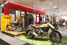 Ducati India inaugurates new dealership in Pune, its fifth in India   Motoroids