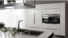 Ultra Modern Kitchen Designs from Tecnocucina