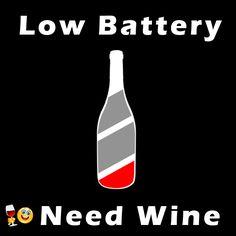 Need Wine.