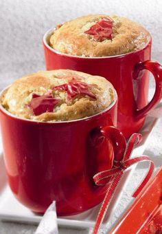 Warmer Apfel-Becherkuchen Rezept | Dr. Oetker