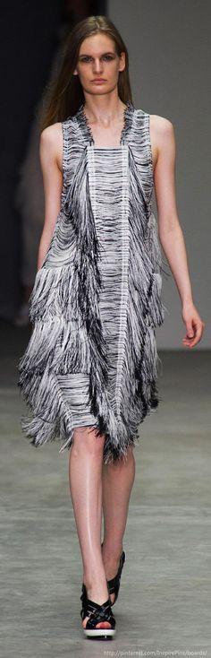 Spring 2014 RTW Calvin Klein Collection