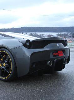 Ferrari 458 Speciale Novitec