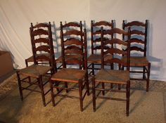 100+ Ladderback Kitchen Chairs - Diy Kitchen Countertop Ideas Check more at http://cacophonouscreations.com/ladderback-kitchen-chairs/
