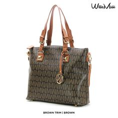 Willie Michi Patron Wynn Classic Tote - Assorted Colors at 86% Savings off Retail!