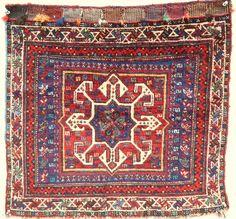 Qashqai bagface > c. 1870