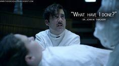 #DrJohnWThackery: What have I done?  #TheKnick #tvshow #drama #CliveOwen #StevenSoderbergh #medicalhistory #cinemax #AtTheKnick #JohnThackery