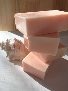 Bergamot Soap from www.nobleoriginals.com. I think you can get this color with Earl Grey tea and honey.