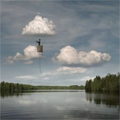 Sweetly Surreal Photo Manipulations by Ceslovas Cesnakevicius