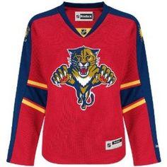 080e7da6c NHL Florida Panthers Women s Premier Team Jersey