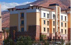Hampton Inn & Suites, Highland, CA - 110 rooms    http://www.hmghotels.com/hmghotels.html    ### Hotel Management Company