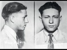 Clyde Barrow (of Bonnie and Clyde)1932 to 1934, Bonnie (Parker) and Clyde evolved from petty thieves to nationally known bank robbers and murderers.They were killed by lawmen with over 100 bullets. Ranger Frank Hammer led the chase. Clyde was 25.